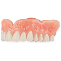 Naturalytes denture upper