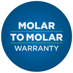 Molar To Molar Warranty